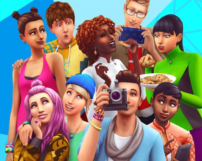 the sims 4 download bez klucza