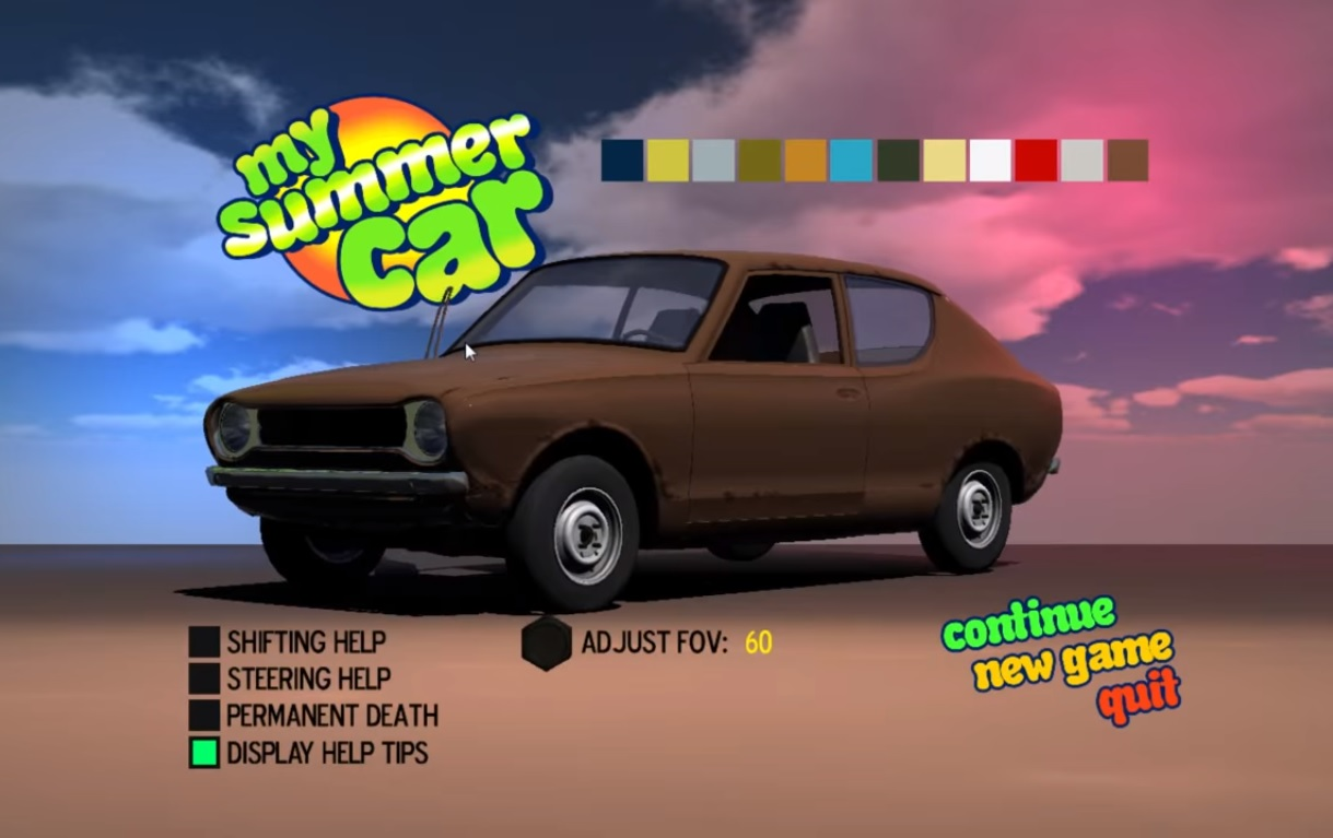 my summer car do pobrania