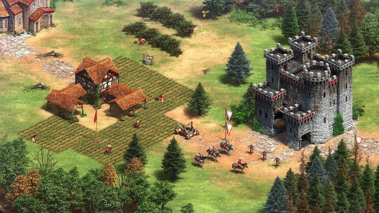 age of empires 2 hd download